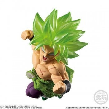 Figurine Broly Full Power Dragon Ball Adverge Motion