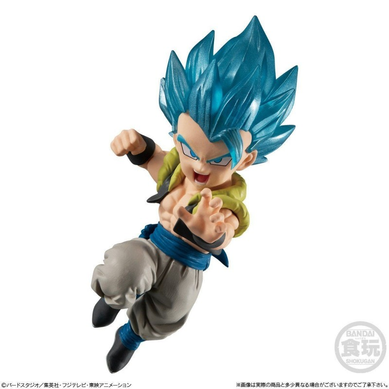 Gogeta Blue Dragon Ball Adverge Motion Vol. 2