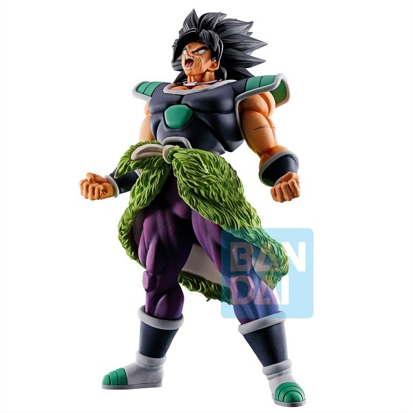 Figurine Broly Angry Ver.~HISTORY OF RIVALS~ Ichibansho