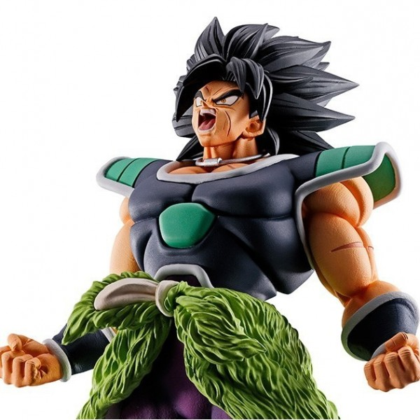 Broly Angry Ver.~HISTORY OF RIVALS~ Ichibansho