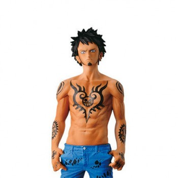 Trafalgar Law King Of Artist Jeans Freak (Ver. A)