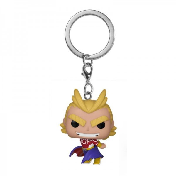 Pocket POP! Keychain All Might (Silver Age)
