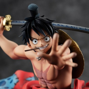 Luffy Taro P.O.P. Warriors Alliance