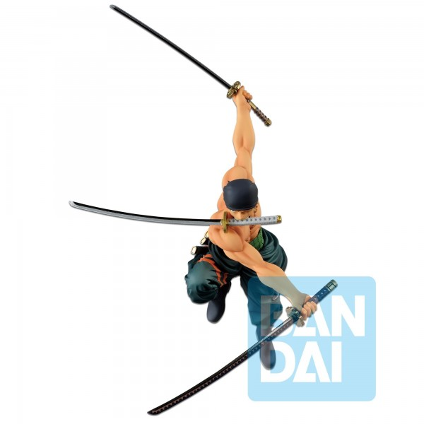 Figurine Zoro Great Banquet Ichibansho One Piece