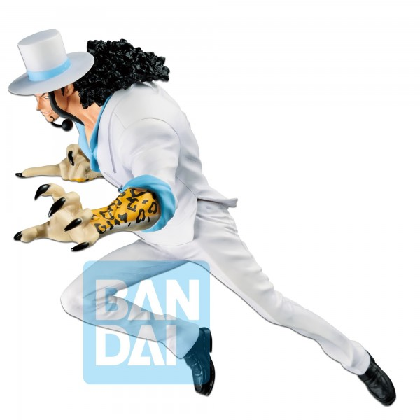 Figurine Rob Lucci Great Banquet Ichibansho
