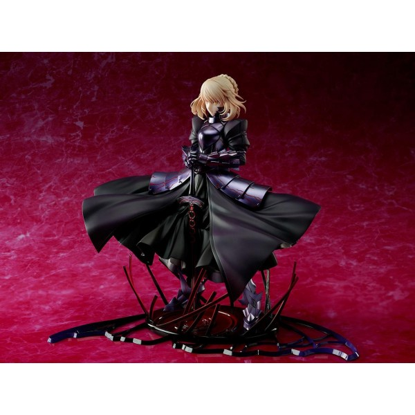 Figurine Saber England Journey Dress Fate/Stay Night