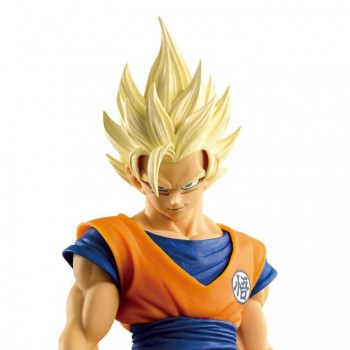 Goku SSJ SCultures Big Budokai 6 vol. 2