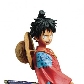 Luffy Wanokuni Vol. 1 The Grandline Men