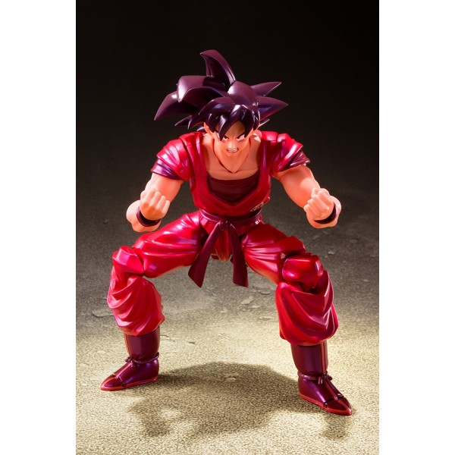 Figurine Son Goku Kaioken S.H Figuarts DBZ