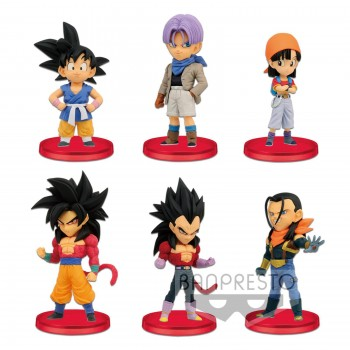 Dragonball GT World Collectible Figure (WCF) Vol. 1