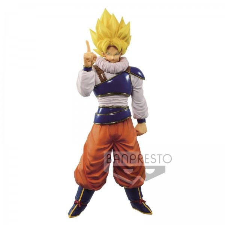 Figurine Son Goku SSJ (Yardrat Armor)