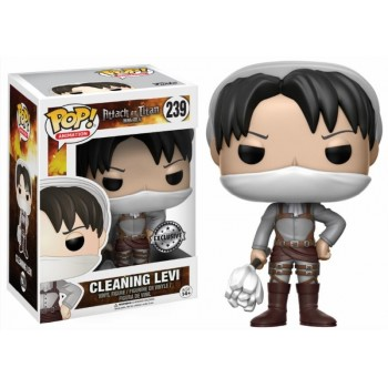 Funko POP! Cleaning Levi