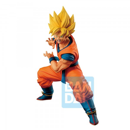 Figurine Super Saiyan Goku Ichibansho ~ULTIMATE VARATION~