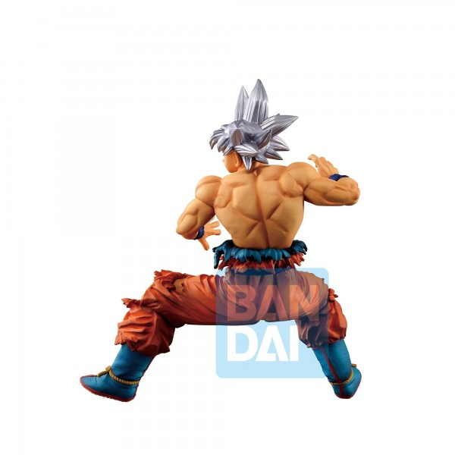Figurine Goku Ultra-Instinct Ichibansho ~ULTIMATE VARATION~ Dragon Ball Super