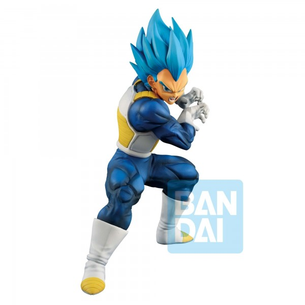 Figurine Vegeta God Blue Ichibansho ~ULTIMATE VARATION~