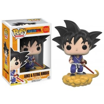 Funko POP! Goku & Flying Nimbus