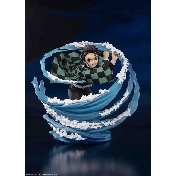 Figurine Tanjiro Kamado Figuarts ZERO Breath of Water