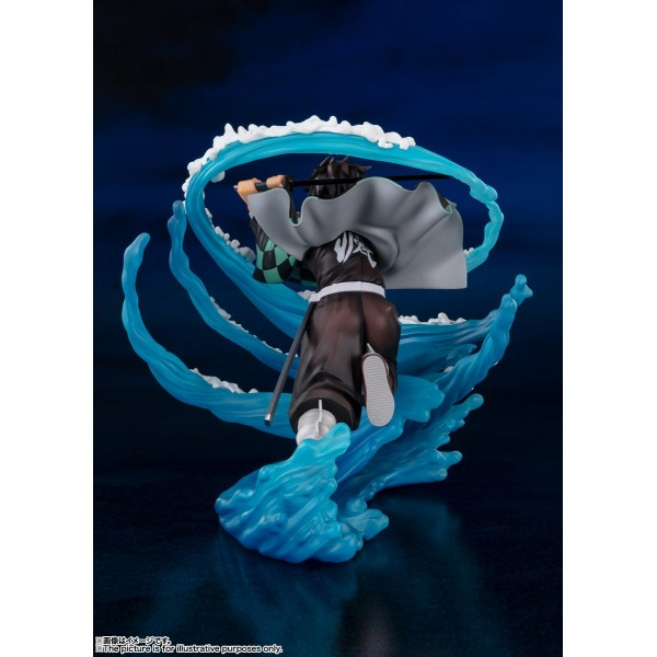 Figuarts ZERO Tanjiro Kamado Breath of Water