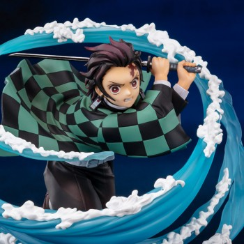 Tanjiro Kamado Figuarts ZERO Breath of Water