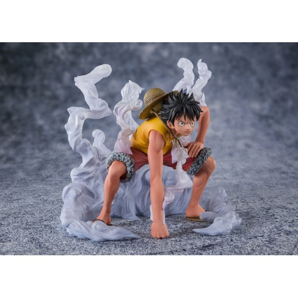 Monkey D. Luffy Figuarts Zero (Paramount War) One Piece