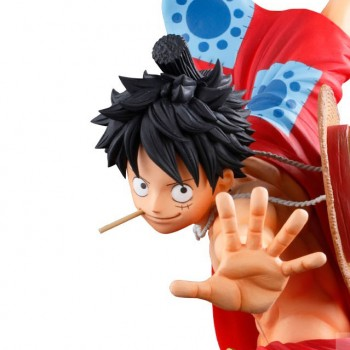Luffy Super Master Stars Piece BWFC 3