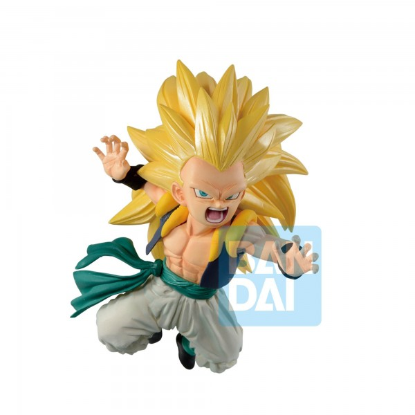 Figurine Gotenks SSJ3 Ichibansho ~RISING FIGHTERS~