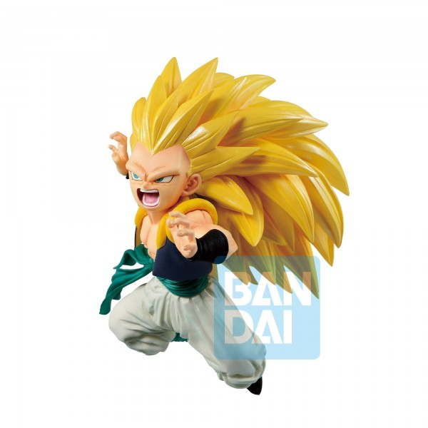 Figurine Gotenks Super Saiyan 3 Ichibansho ~RISING FIGHTERS~