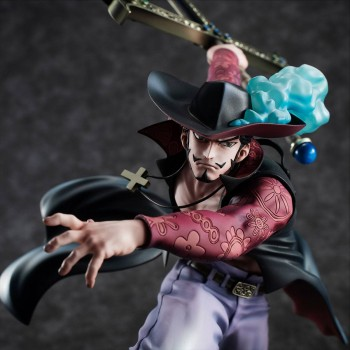 Dracule Mihawk P.O.P Neo-Maximum Hawk-Eye