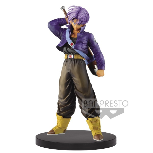 Figurine Trunks Collab Dragonball Legends