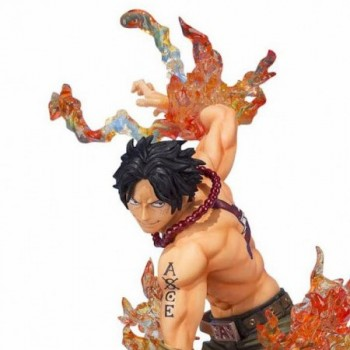 Portgas D.Ace - Brother's Bond Figuarts Zero
