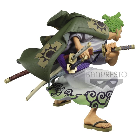 Zoro King Of Artist Wanokuni Ver. One Piece