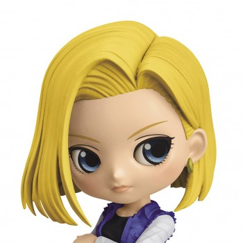 C-18 (Android 18) Q-Posket