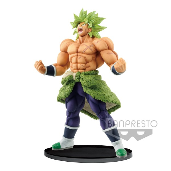 Figurine Full Power Broly BWFC Special
