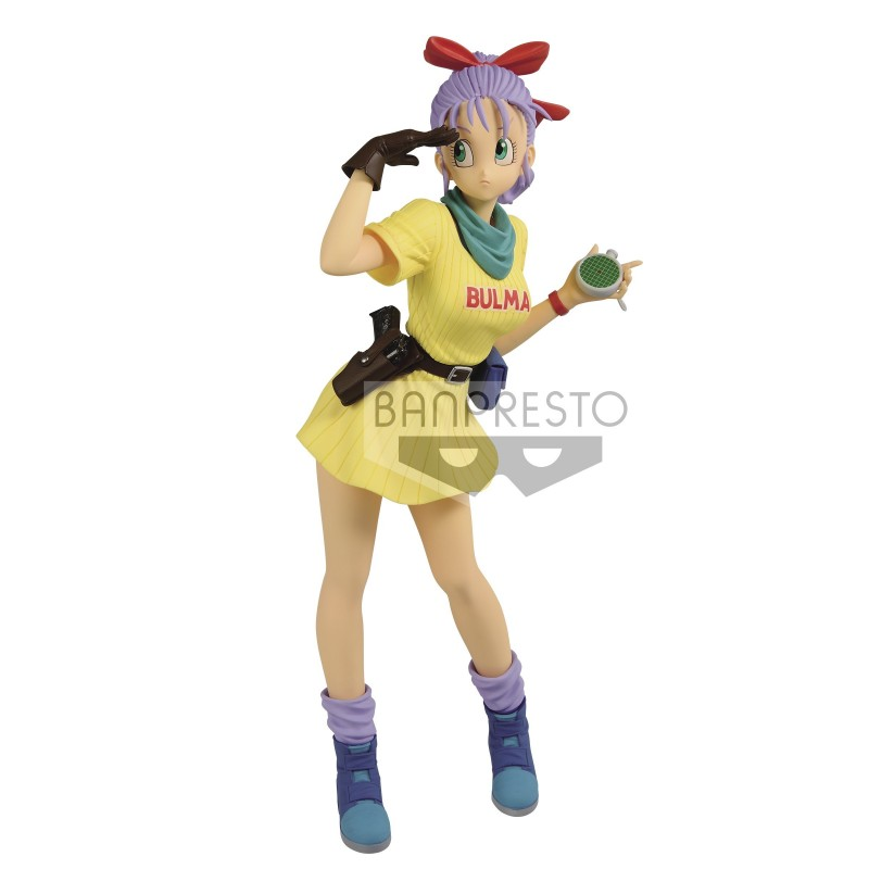Figurine Bulma Glitter & Glamours Ver. 3 (2020)