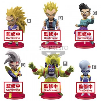 Dragonball GT World Collectible Figure (WCF) Vol. 3