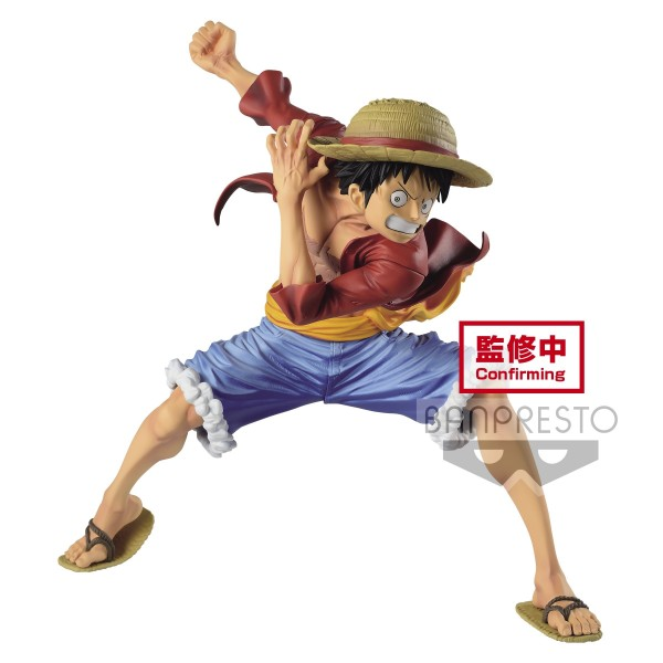 Figurine Luffy Maximatic Ver. 1