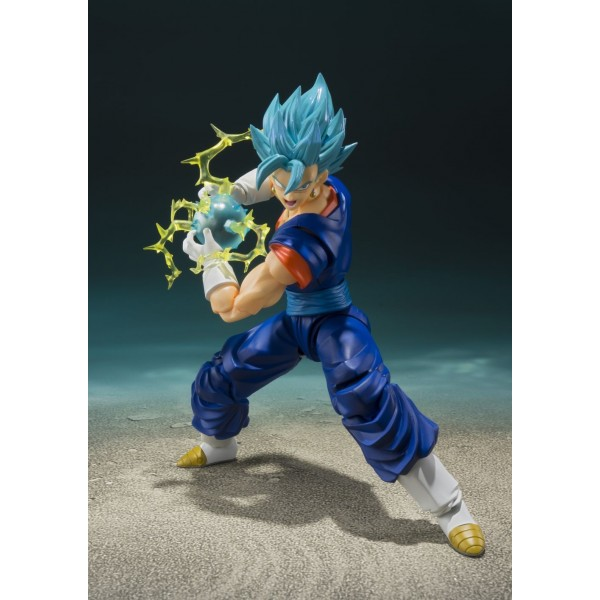 Figurine Vegeto God Blue S.H. Figuarts