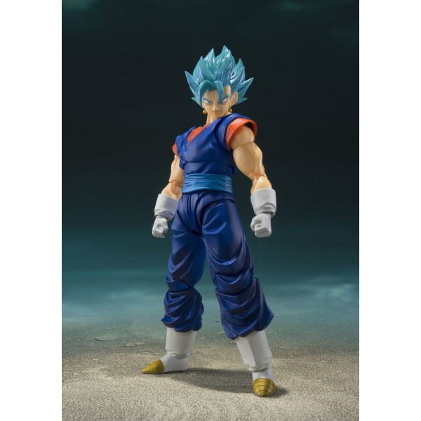 SH Figuarts Vegeto God Blue