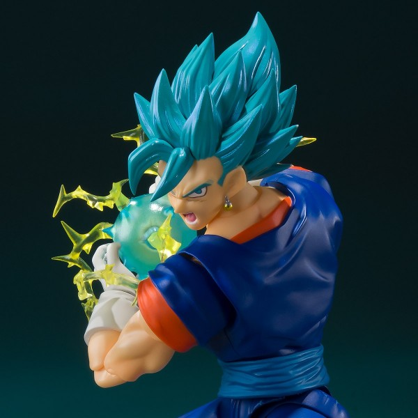 Vegeto God Blue S.H. Figuarts
