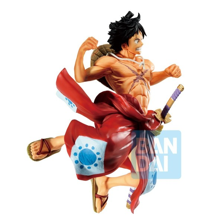 Luffytaro Full Force Ichibansho Monkey D. Luffy