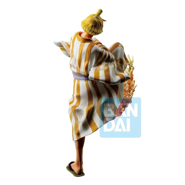 Figurine Sangoro Full Force Ichibansho One Piece