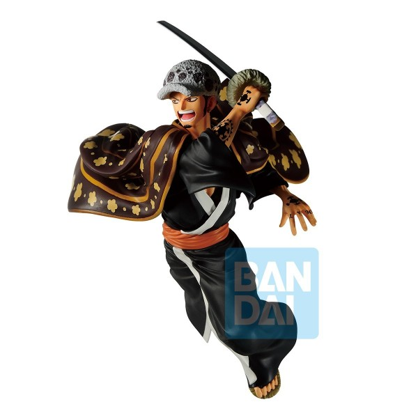 Figurine Trafalgar Law Full Force Ichibansho