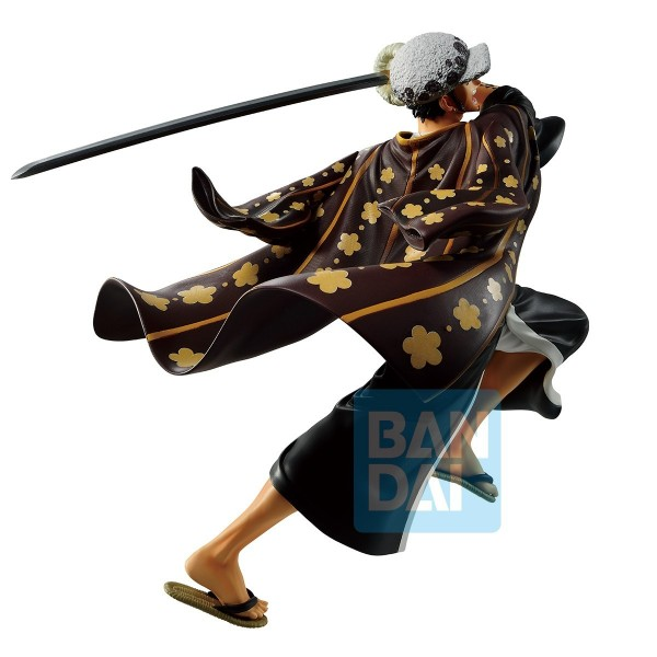 Trafalgar Law Full Force Ichibansho Banpresto
