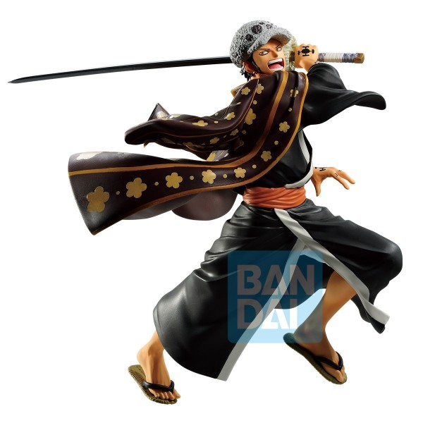 Trafalgar Law Full Force Ichibansho Bandai