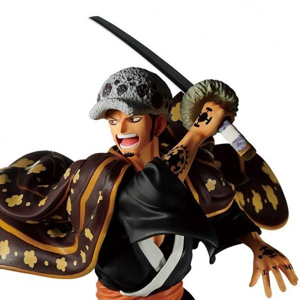 Trafalgar Law Full Force Ichibansho