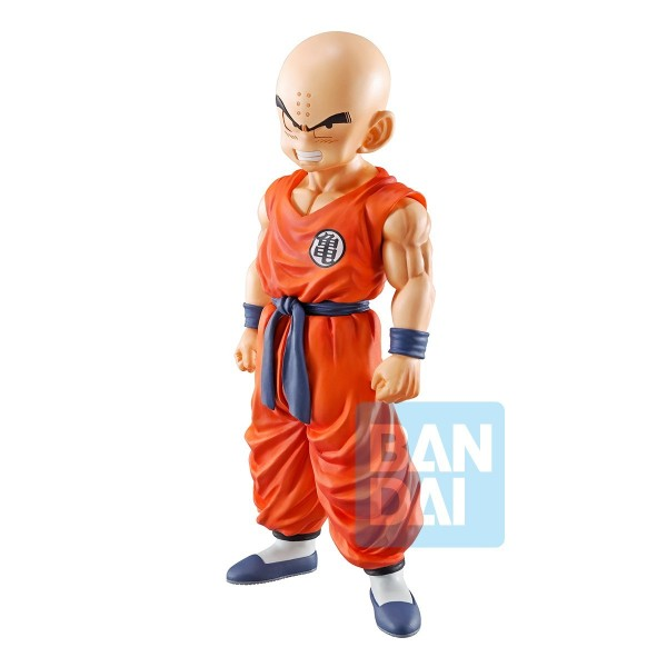 Figurine Krillin Strong Chains!! Ichibansho