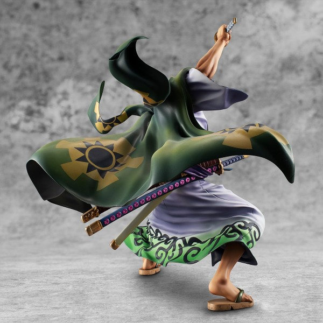 Roronoa Zoro (Zorojuro) P.O.P. Warriors Alliance
