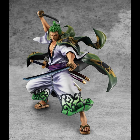 Figurine Roronoa Zoro (Zorojuro) P.O.P. Warriors Alliance