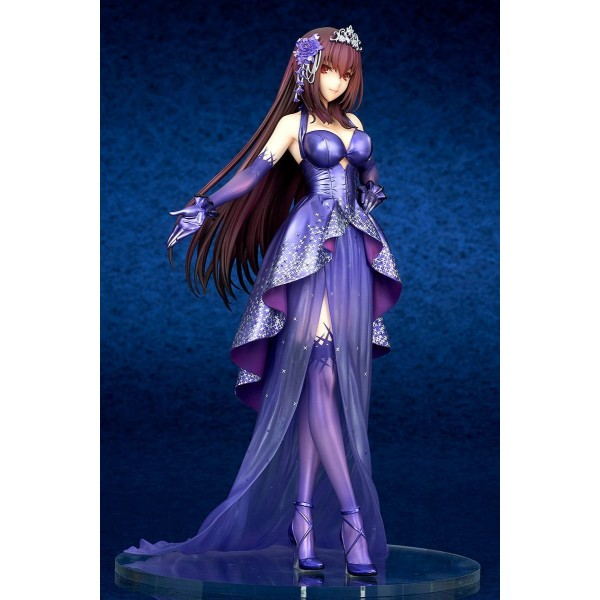 Statuette Lancer / Scathach Heroic Spirit Formal Dress Ver.