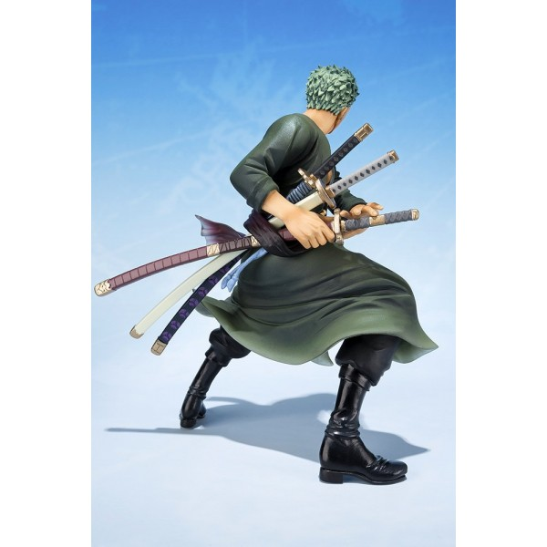 Figuarts Zero Zoro 5Th Anniversary One Piece